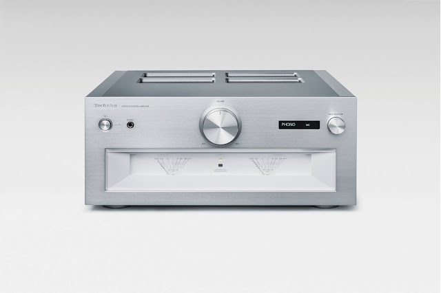 The First-ever Reference Class SU-R1000 Integrated Amplifier Developed to Further Expand Technics' Sound Experience
