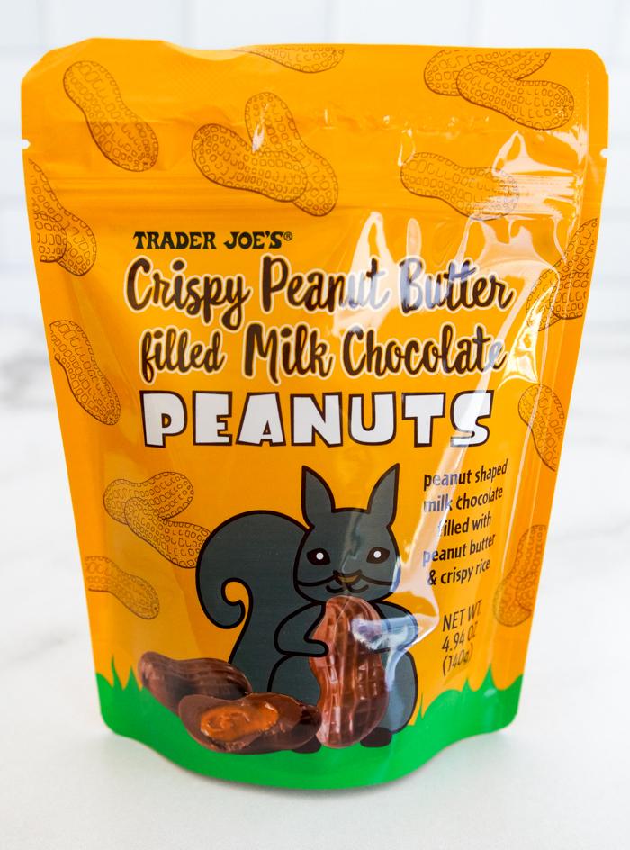 Trader Joe's Crispy Peanut Butter Filled Milk Chocolate Peanuts review