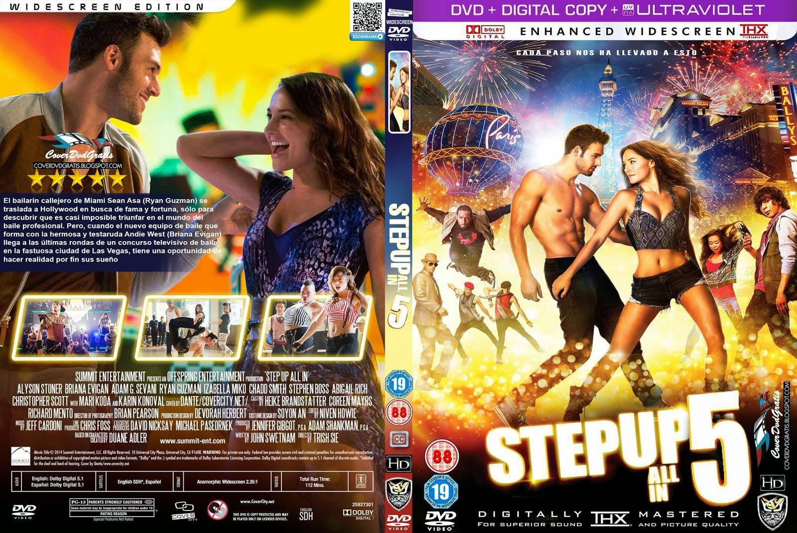 Step Up 5 All in - Un Paso Adelante 5 La batalla final