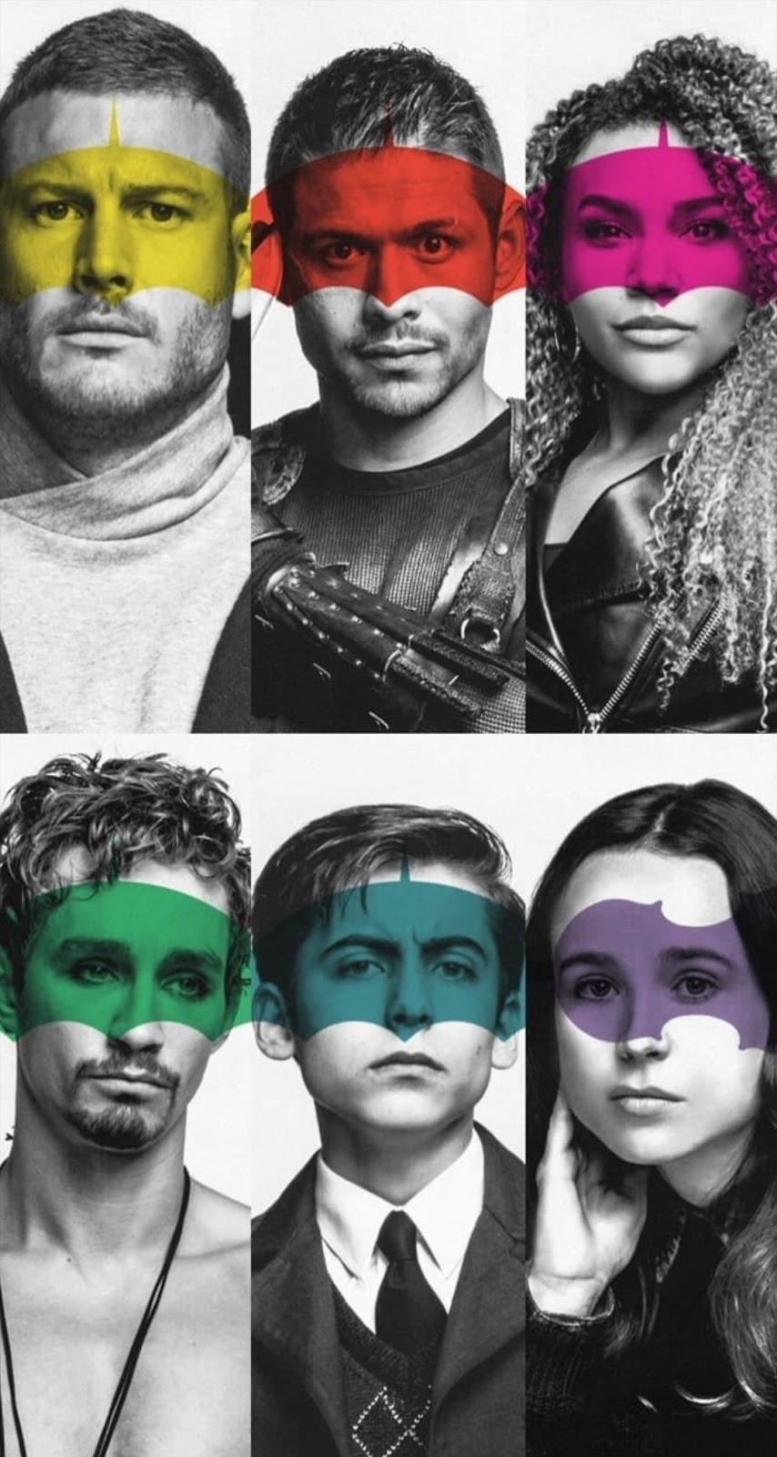 The Umbrella Academy Netflix wallpaper for desktop ...