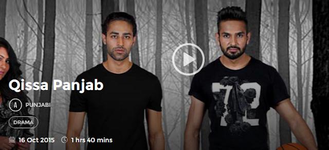 Qissa Panjab 2015 Full Punjabi Movie Download