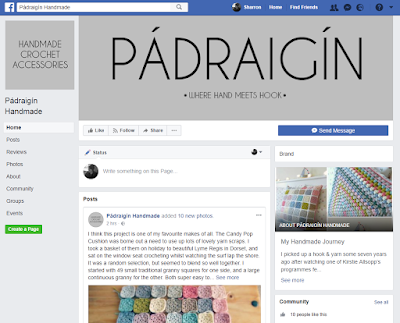 Padraigin on Facebook