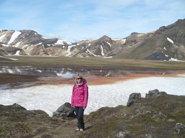 giaccia trekking islanda