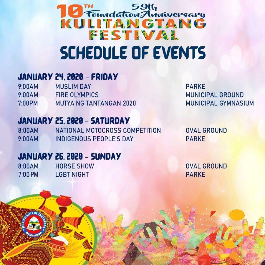 Kulitangtang Festival