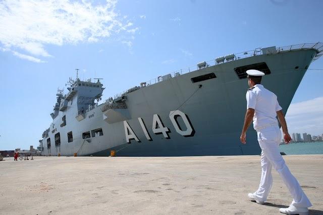 Escola de Aprendizes-Marinheiros da Marinha abre vagas em concurso em Fortaleza