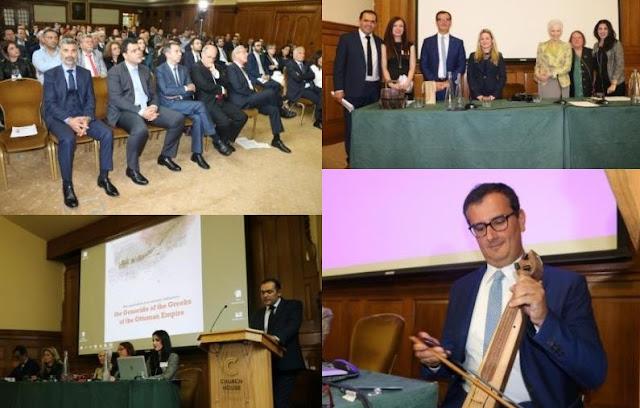 Εκδήλωση της ΔΙΣΥΠΕ στη Βουλή των Λόρδων για τη διεθνοποίηση της Γενοκτονίας