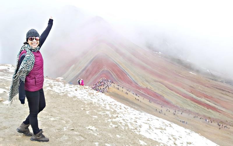 O que fazer em Cusco: Montanha das sete cores - Vinicunca