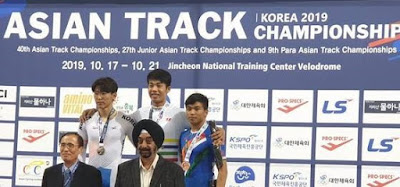 2019 Asian Track Cycling Championships Incheon
