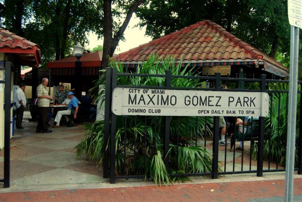 Parque Maximo Gomez