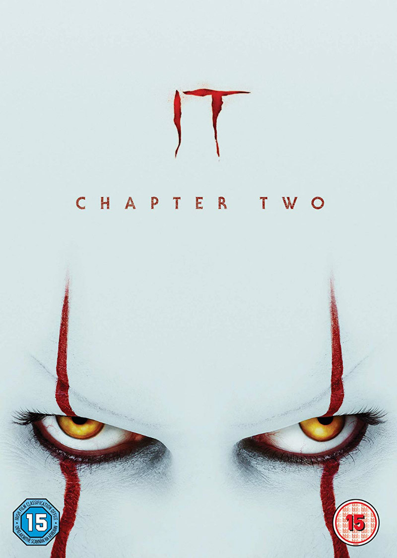 it chapter two dvd