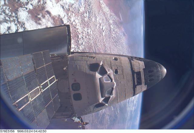 space shuttle window - photo #20