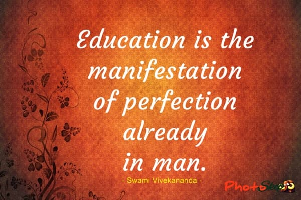 swami vivekananda quotes for student -swami vivekananda thoughts on education