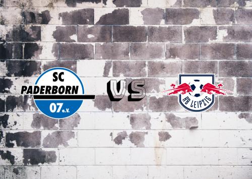 Paderborn vs RB Leipzig  Resumen