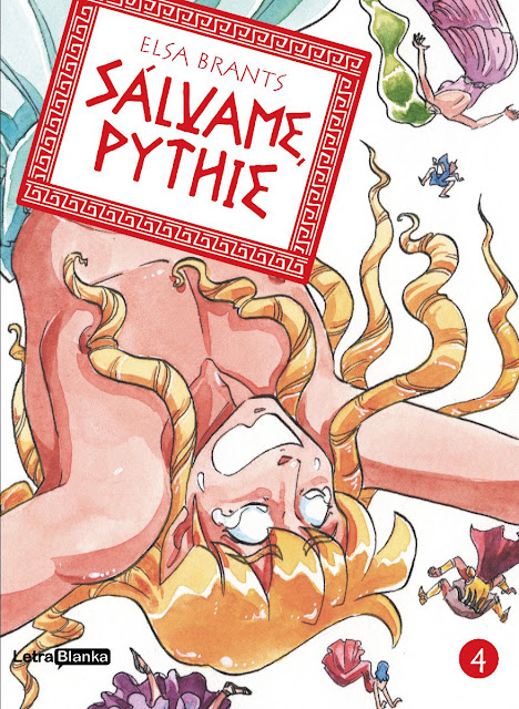 Sálvame Pythie 4, sigue la aventura en la Antigua Grecia