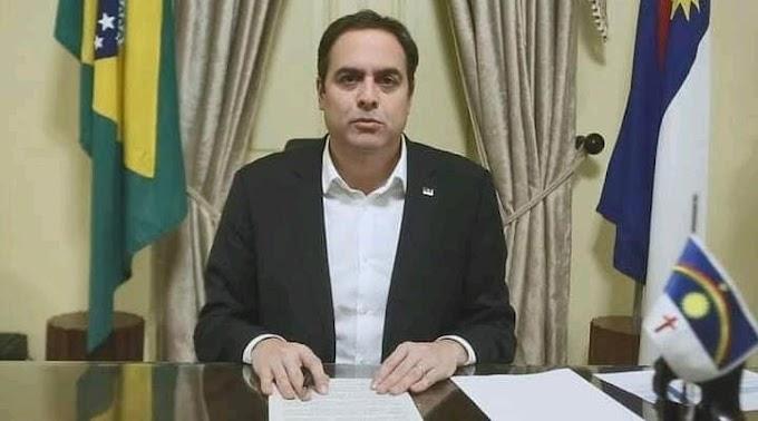 Paulo Câmara poderá prolongar as medidas restritivas após o domingo dia (13)
