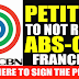 Online Petition To Not Renew Broadcasting Television Network Franchise Started