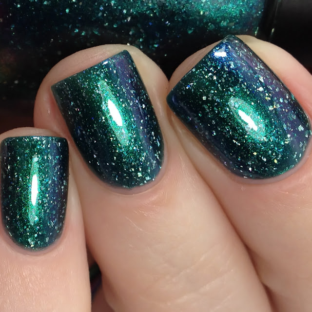 Ethereal Lacquer-Space And Time