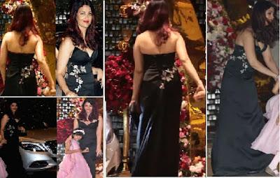 Aishwarya-Rai-in-Black-Gown