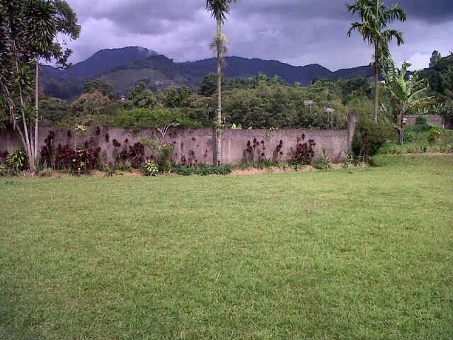 View pegunungan Villa