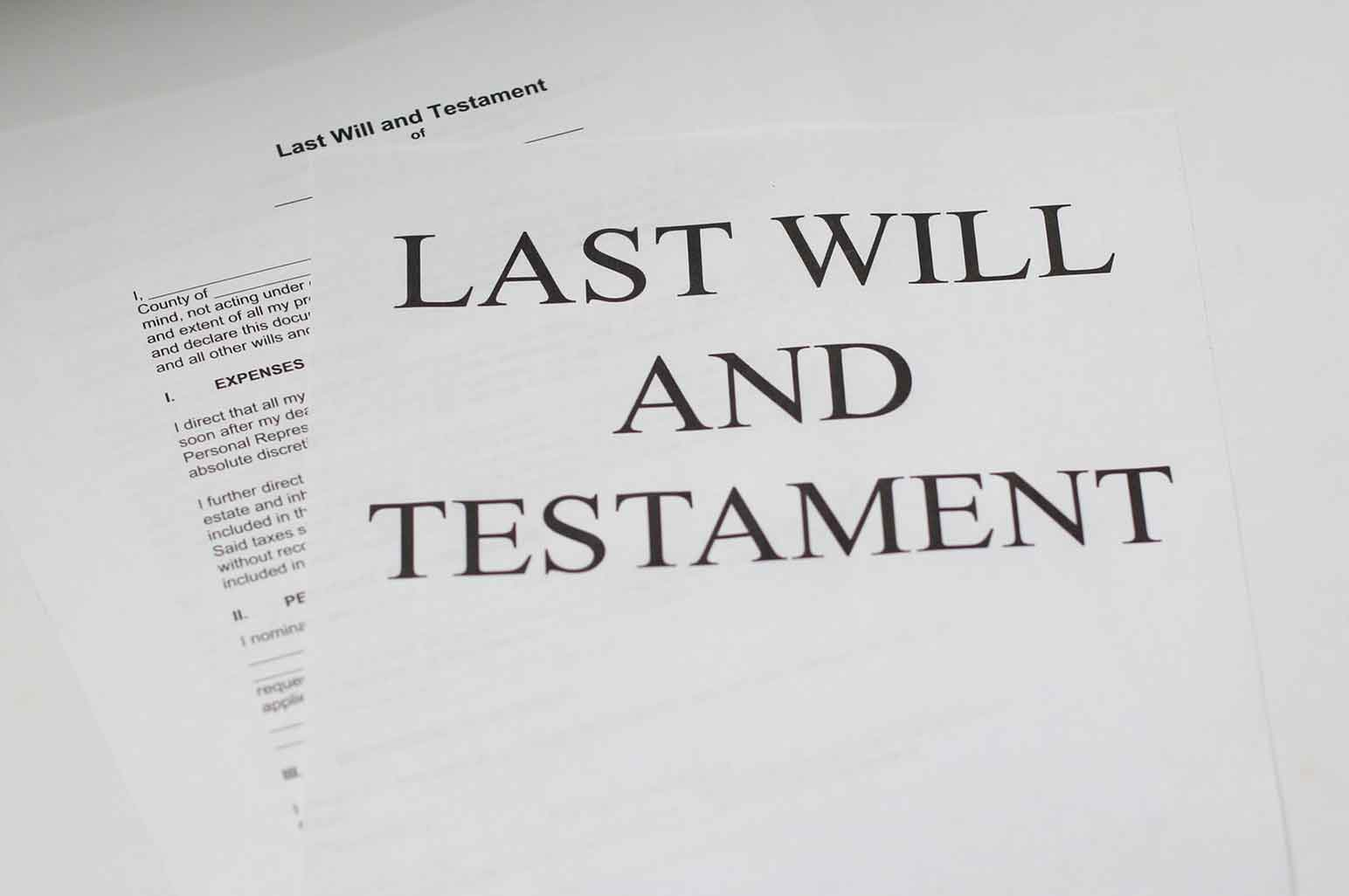 What Are Online Wills?