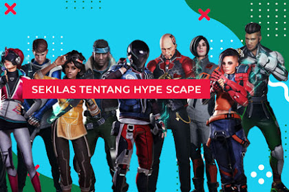 Review Game Hyper Scape