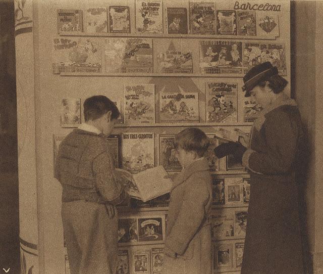 I Exposición del libro infantil 1935 - Molino