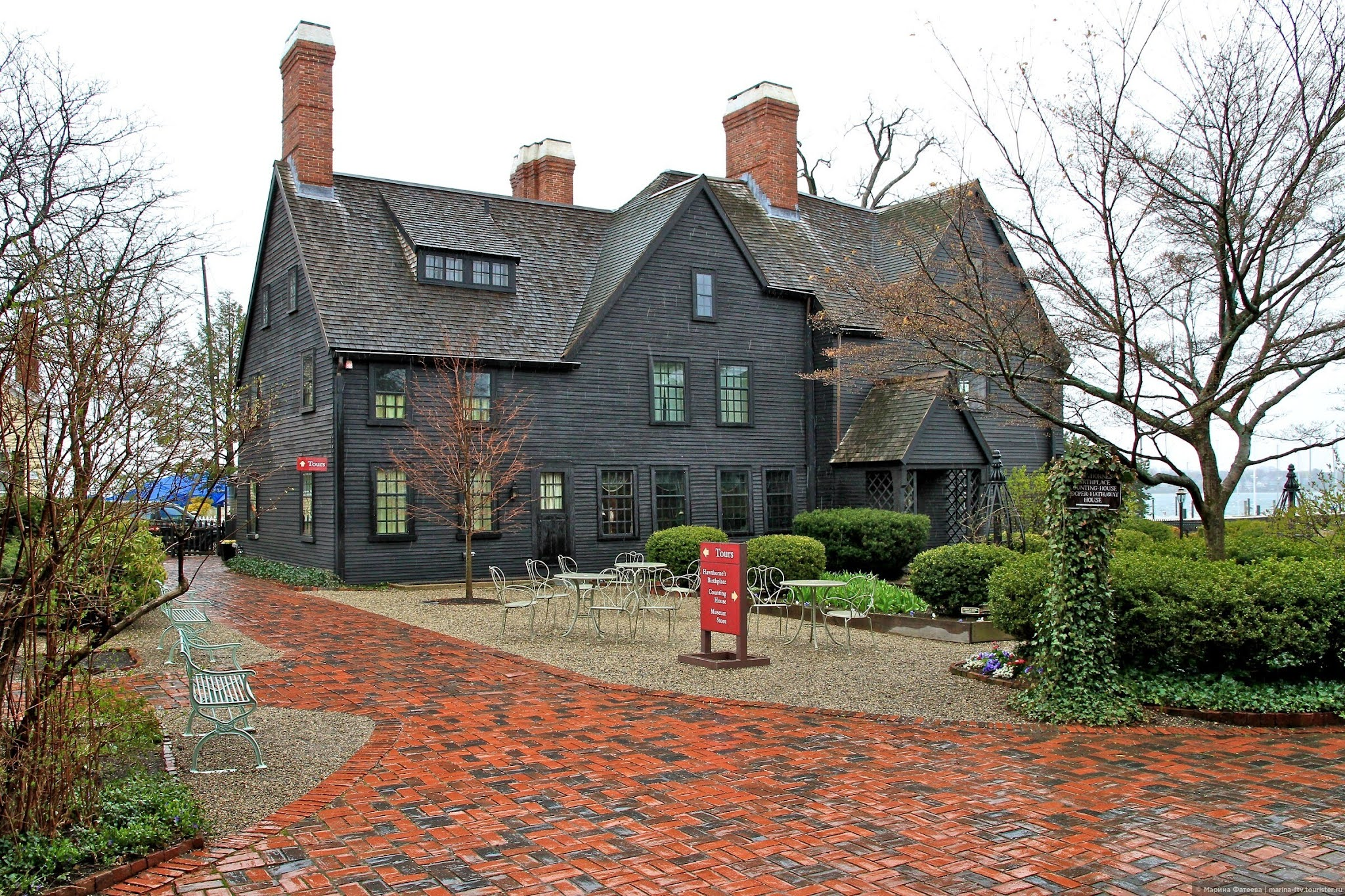 Salem, The capital of witchcraft, Massachusetts