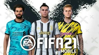 FTS 2021 Mod FIFA 2021 Edition