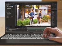 Bongkar Laptop Bisnis MSI Modern 14 Intel i5/i7 Gen 10 MX330, Upgrade SSD M.2, RAM, dan Ganti Baterai