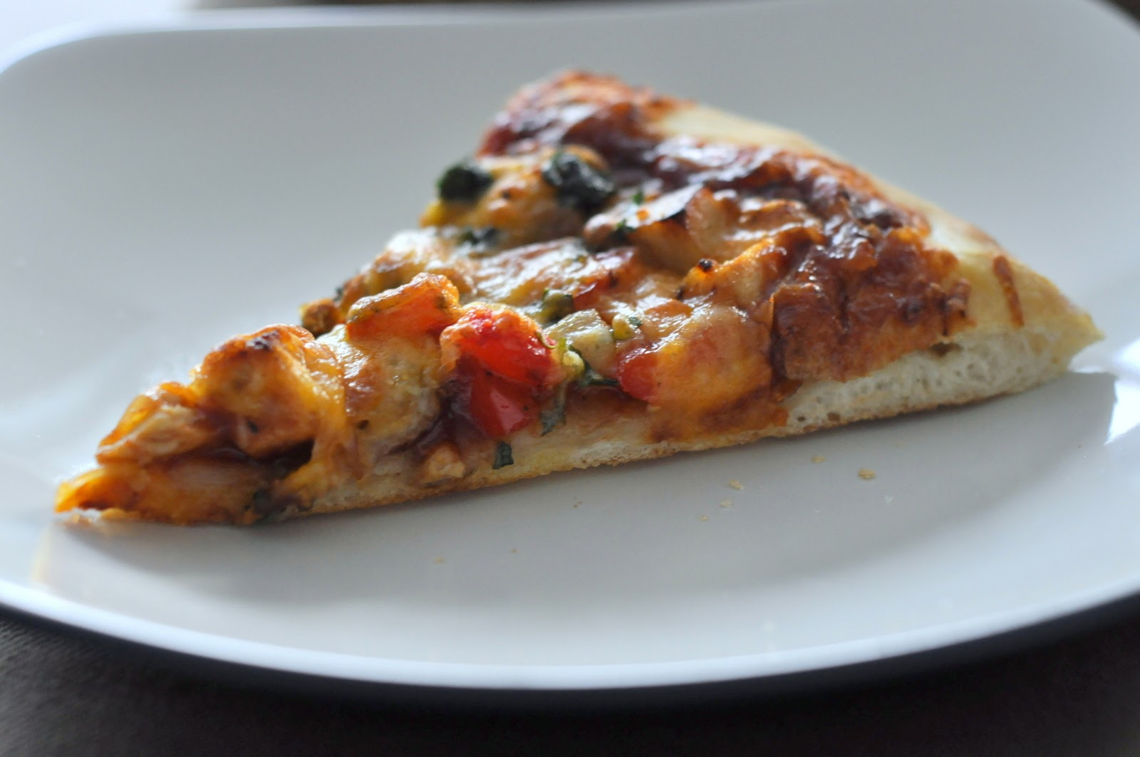 Barbecue Chicken Pizza   Taste As You Go