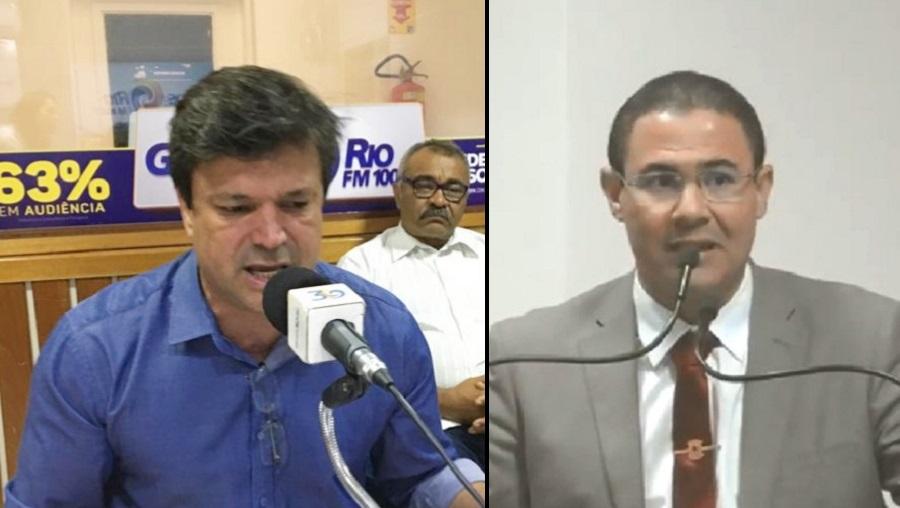 O pré-candidato a prefeito de Juazeiro (BA) apoiado pelo PTC não é Allan Jones, mas Kalber Fernandes, esclarece presidente Jailson Barbosa - Portal Spy