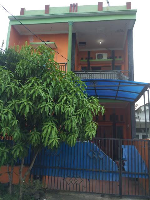Rumah Dijual : di Perumahan Darmawangsa Bekasi