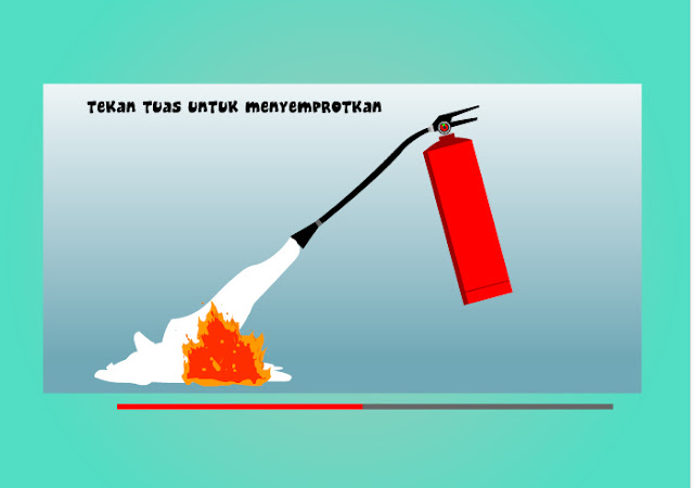 halaman cara menggunakan alat pemadam api ringan