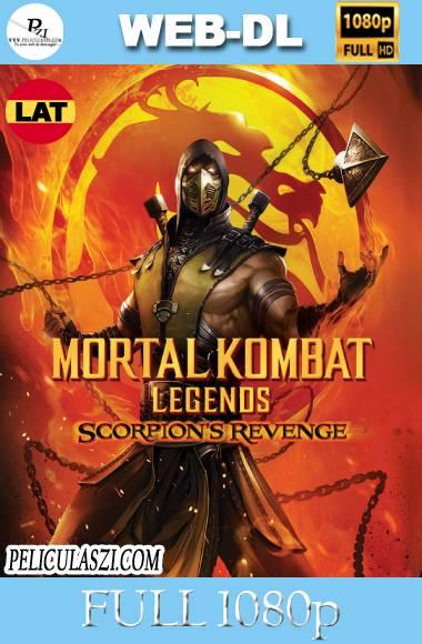 Mortal Kombat Legends: Scorpion's Revenge (2020) Full HD WEB-DL 1080p Dual-Latino