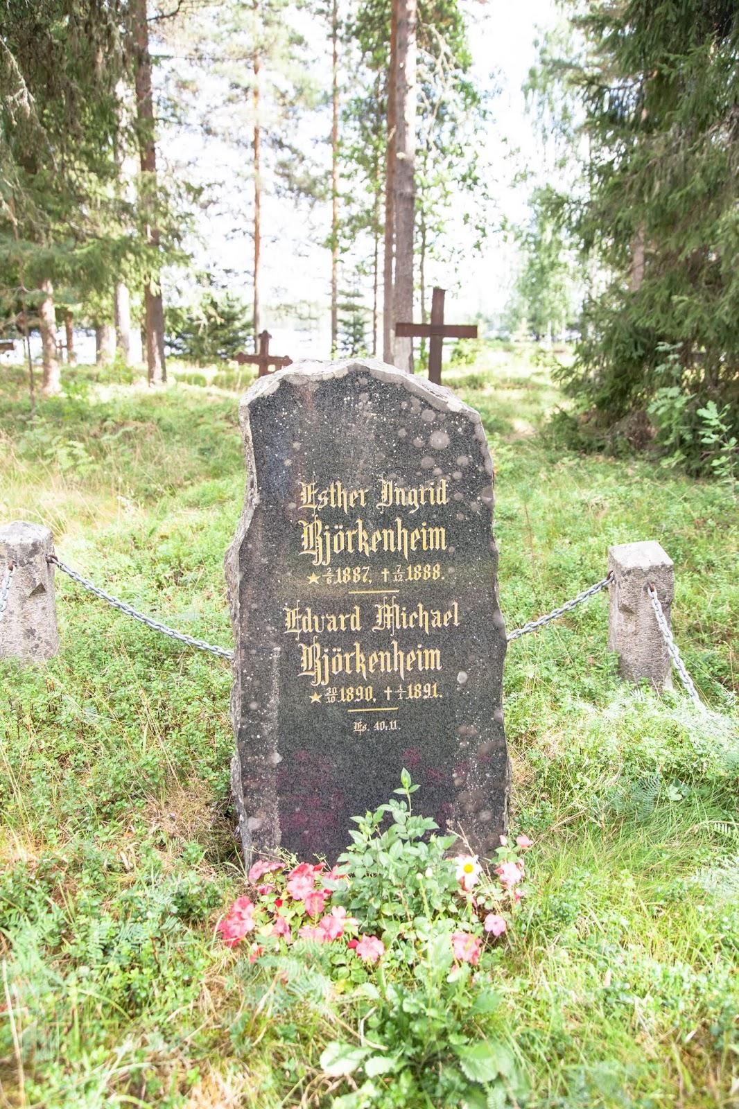 orisberg hautausmaa
