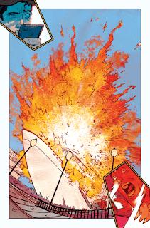 Primer vistazo a AfterShock: Chicken Devil # 1