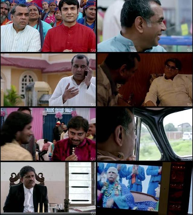 Dharam Sankhat Mein 2015 Hindi 480p DVDRip