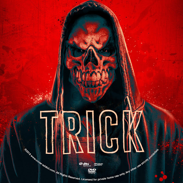 Trick DVD Cover