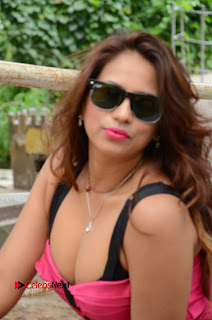 Actress Sony Chhabria Pictures at Damayanthi Movie Opening  0030
