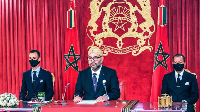 agadirpress.net : King Mohammed V: Morocco will remain attached to its Sahara and unwavering in the face of provocations