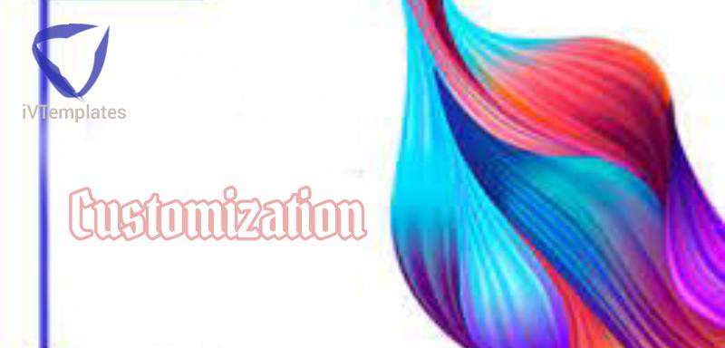 Customization Options - WordPress vs Blogger