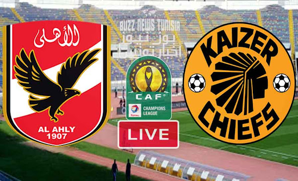 Watch Match al ahly vs kaizer chiefs Live Streaming Final Champions League
