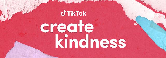 TikTok #createKindness 2021