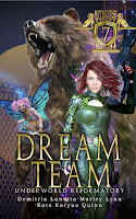 Dream Team Mythverse Book 7
