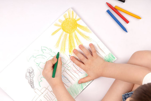 Πώς μπορεί να ενταχθεί η ζωγραφική στην διαδικασία της μάθησης και γιατί;