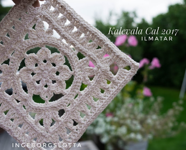 Kalevala Cal Ilmatar - a virgin spirit of the air
