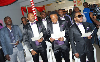 a6 We Got Plenty Pictures from Chinedu Ikedieze Akis White Wedding