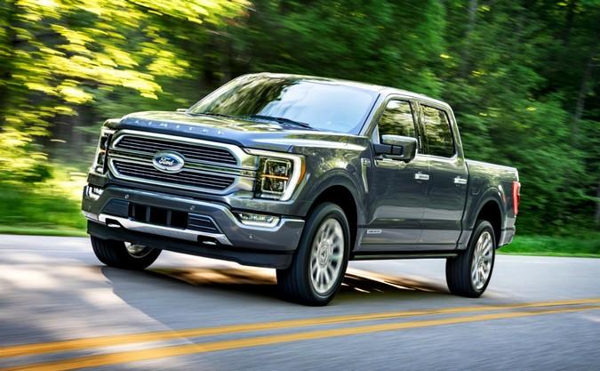 Ford apresenta nova F-150: Mais potente, tecnológica e inovadora