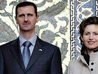 Meski Dilanda Konflik, Istri Bashar Assad Hidup Serba Glamor