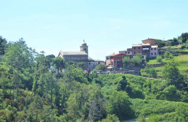 San bernardino Vernazza